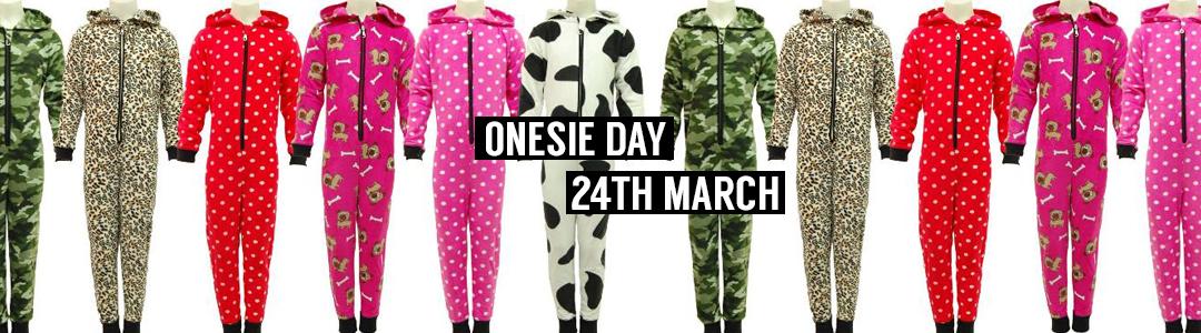 Onesie Day