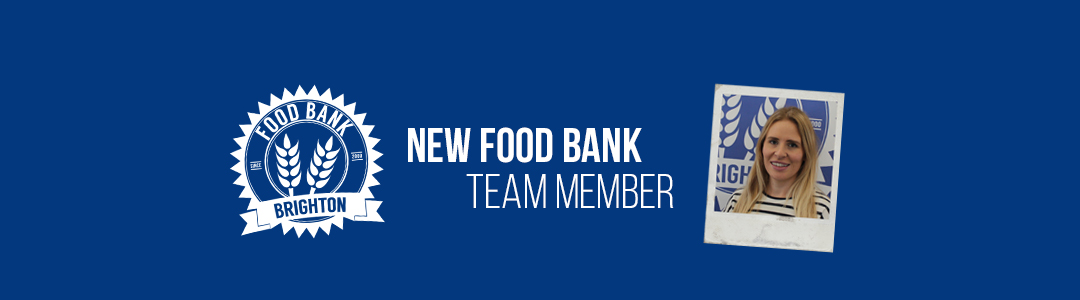 New Food Bank Team Member Brighton And Hove City Mission