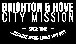 Brighton and Hove City Mission Logo